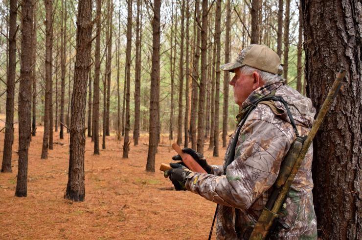 How to Turkey Hunt on Small Properties Turkey hunting