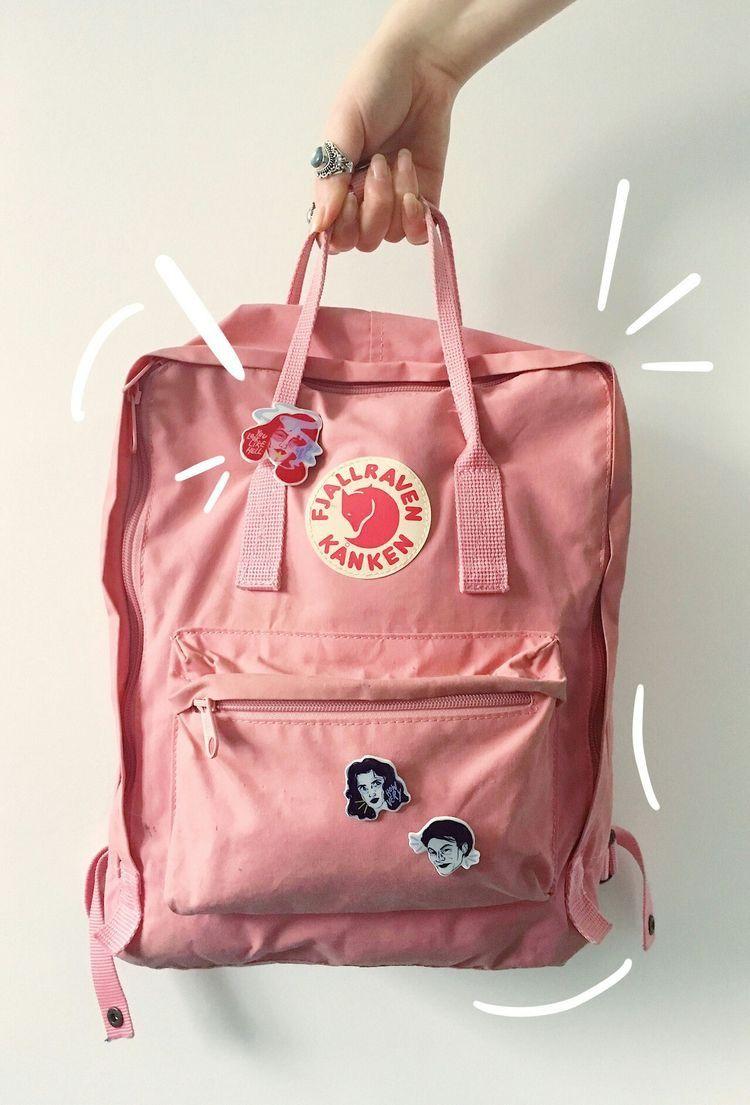 Fjallraven ~pink~ Bolsos Mochilas Kanken Pinterest wishlist 1YYxrqTZ