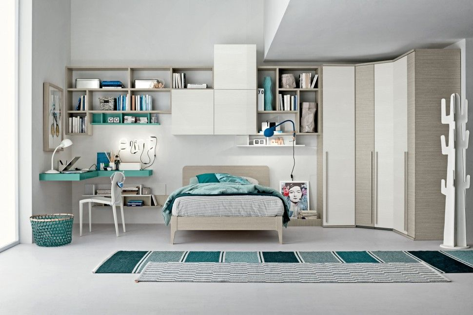 Linea Camerette di Golf | Çocuk-genç odaları | Pinterest | Modern ...