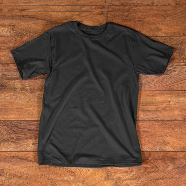 Upload your logo, text, or other image to print on a t shirt. Buy Plain Black T Shirt Mockup Cheap Online