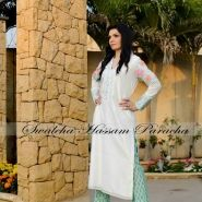 Swaleha Hassam Paracha Party Wear Dresses