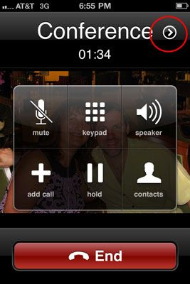 How To Make A Conference Call With Your Iphone With Images