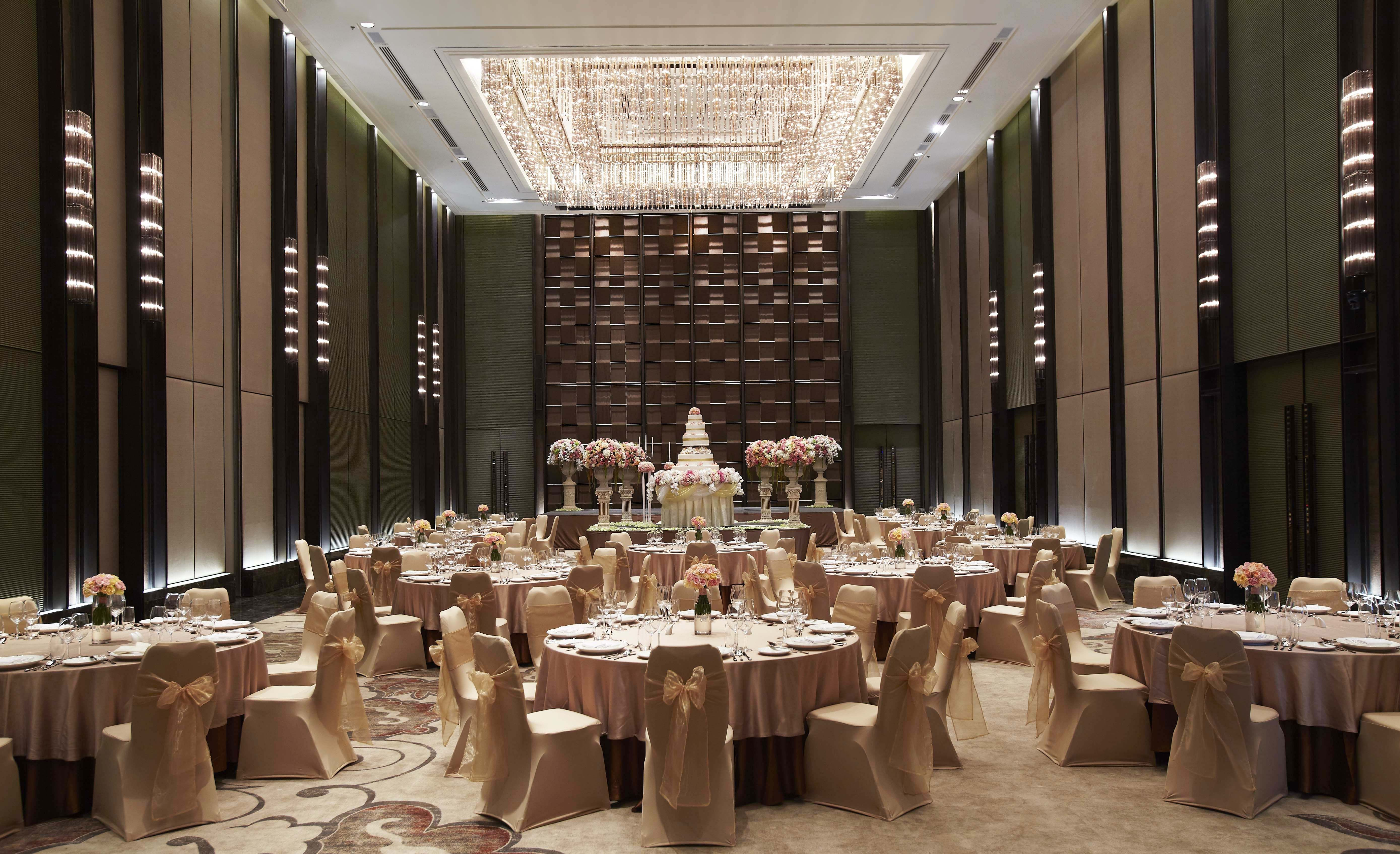 Luxury Hotel Bangkok The Okura Prestige Bangkok Ballroom Design Hall Interior Hotel Interior Design