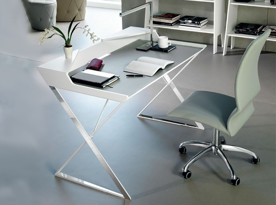 Qwerty Italian Office Desk by Cattelan Italia - $.  Office