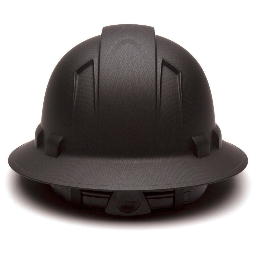 Full Brim Hard Hat Helmet Construction Building Work Safety Gear