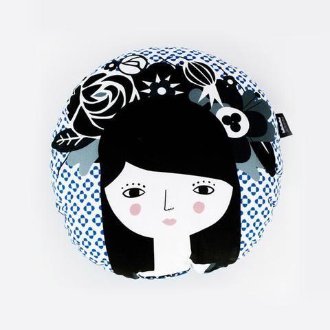 Buy Folk Design Print Pillow Online | 212Concept