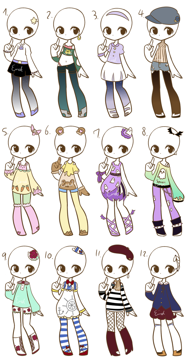 Outfit adopts CLOSED by Nuggiez in 2019 Fashion