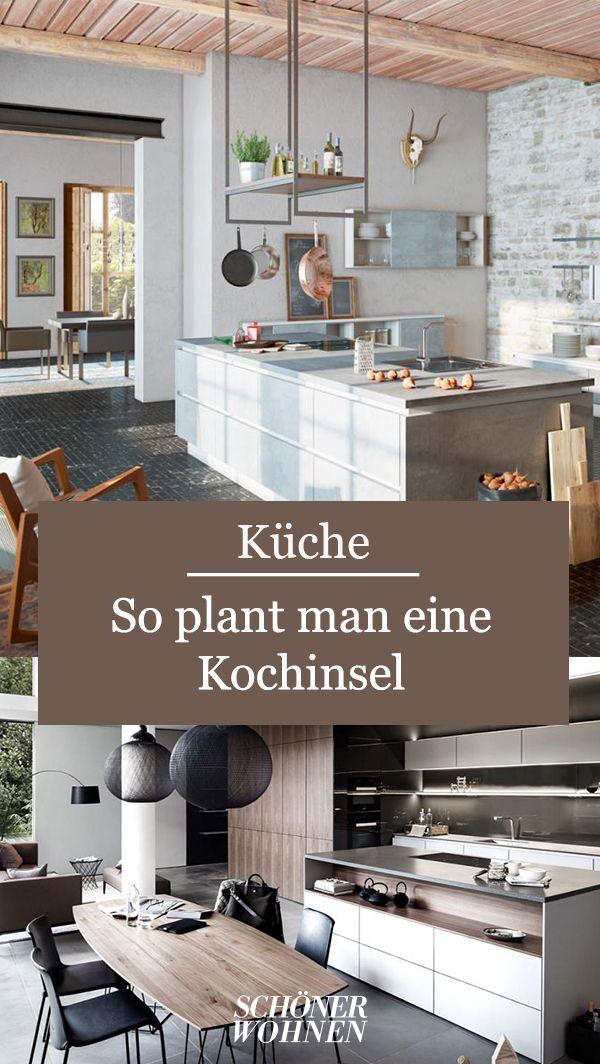 Kochinsel So planen Sie Ihre eigene Kücheninsel (mit