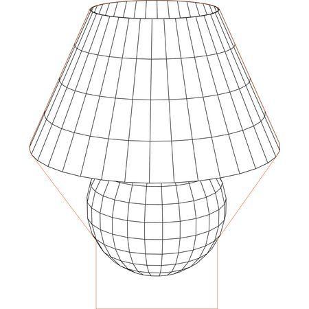 3d illusion lamps - 3d Illusion Lamps Graphics Pinterest Illusions, 3d And CNC