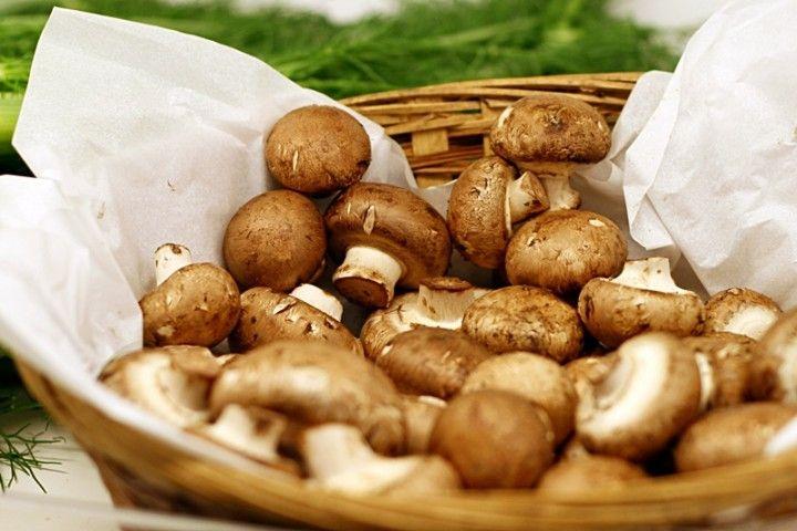How to Choose Fresh Mushrooms | Stuffed mushrooms Food ...