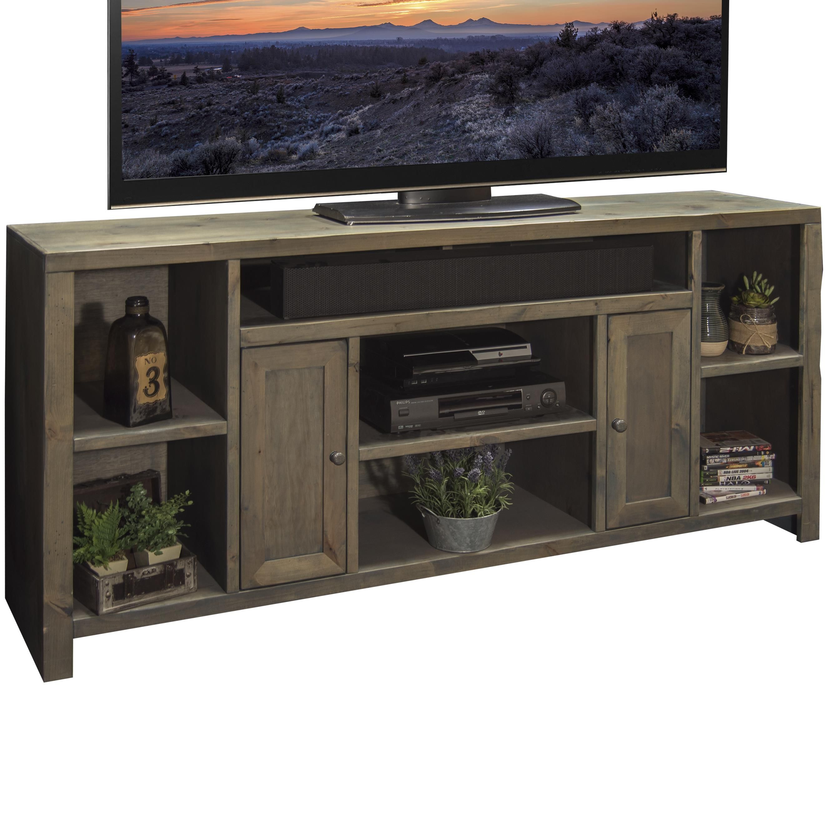 65 inch wood tv stand in 2020 Legends furniture, Tv