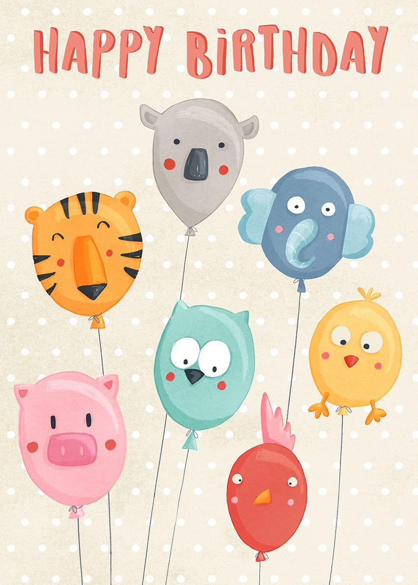 Advocate Art London Marbella New York Happy Birthday Kids Happy Birthday Cards Birthday Wishes For Kids