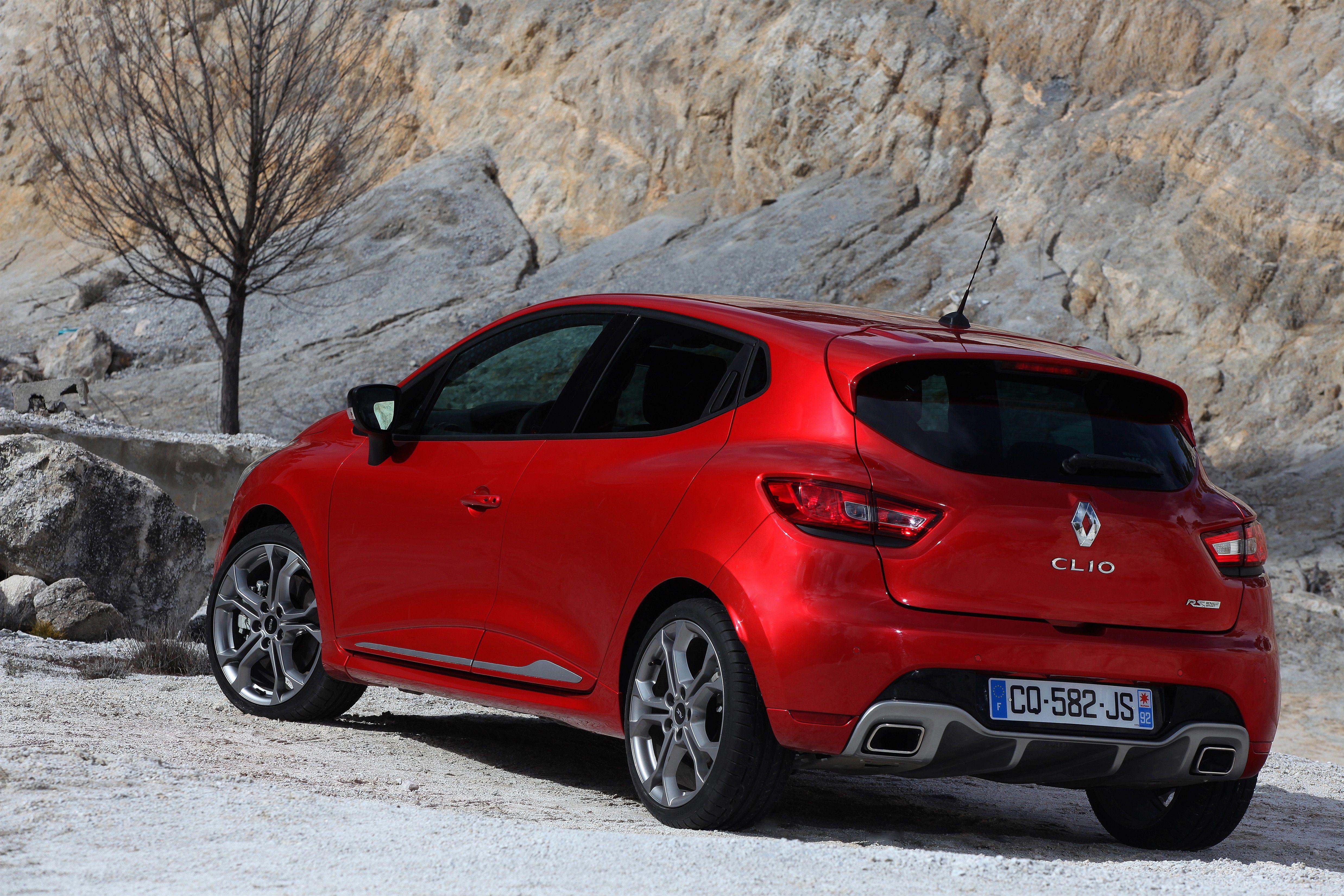 Renault Clio Red Passion Voiture Renault Automobile