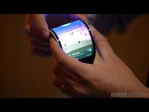 Lenovo flexible Phone and Tablet Concept | Lenovo flexible Smartphone Upcoming in 2017 - YouTube