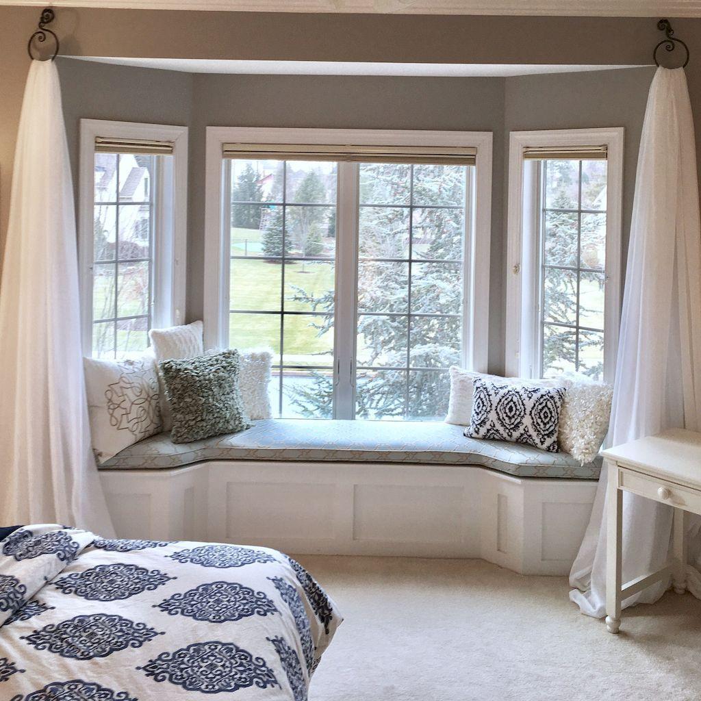 Stunning Window Seat Ideas In 2020 Bedroom Window Seat Window