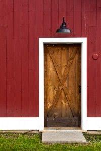 Barn Style Barn Lighting Barn Renovation Red Barns