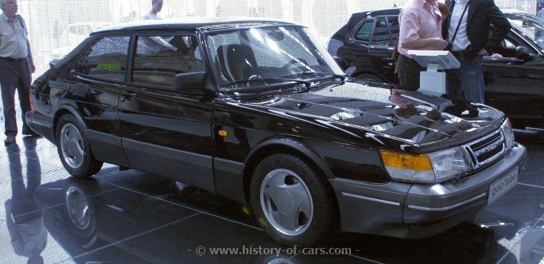 Saab 900 turbo 16 S Hatchback