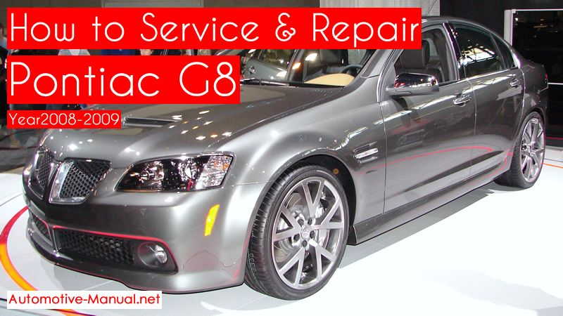 Wiring Diagram For 2009 Pontiac G8 | schematic and wiring ...