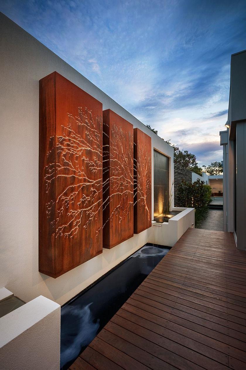 Décoration mur extérieur maison – 5 bonnes idées – Déco, Jardin, Maison – ZENIDEES