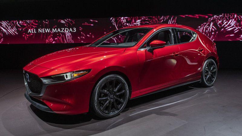 Mazda Boss Says No Mazdaspeed 3 No Rotary Sports Car No Sporty Ev Mazda Hatchback Hatchback Mazda
