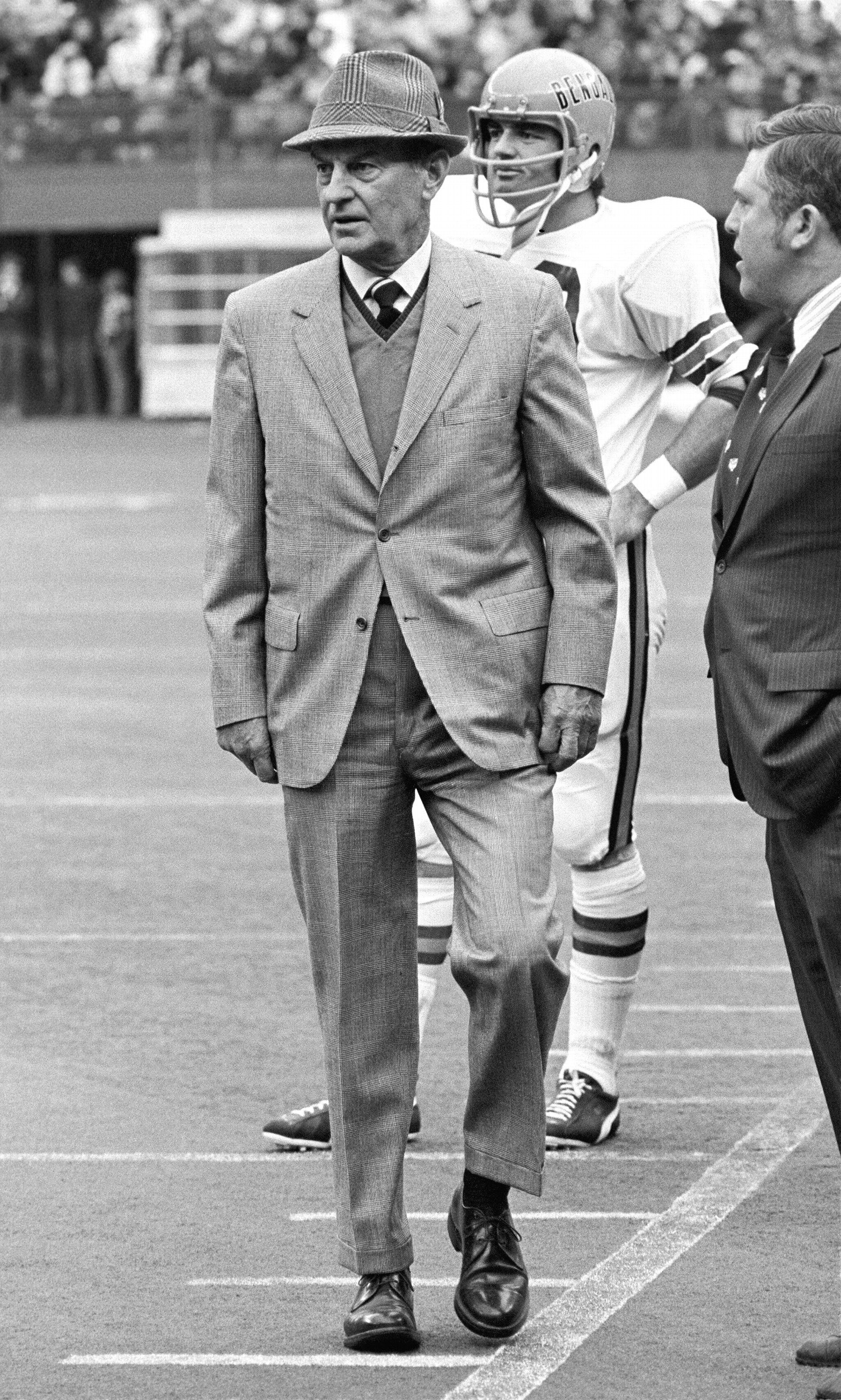 Paul Brown and the Cincinnati Bengals part of the AFL whether he liked it or not. It is a heritage the Bengals should be proud of.