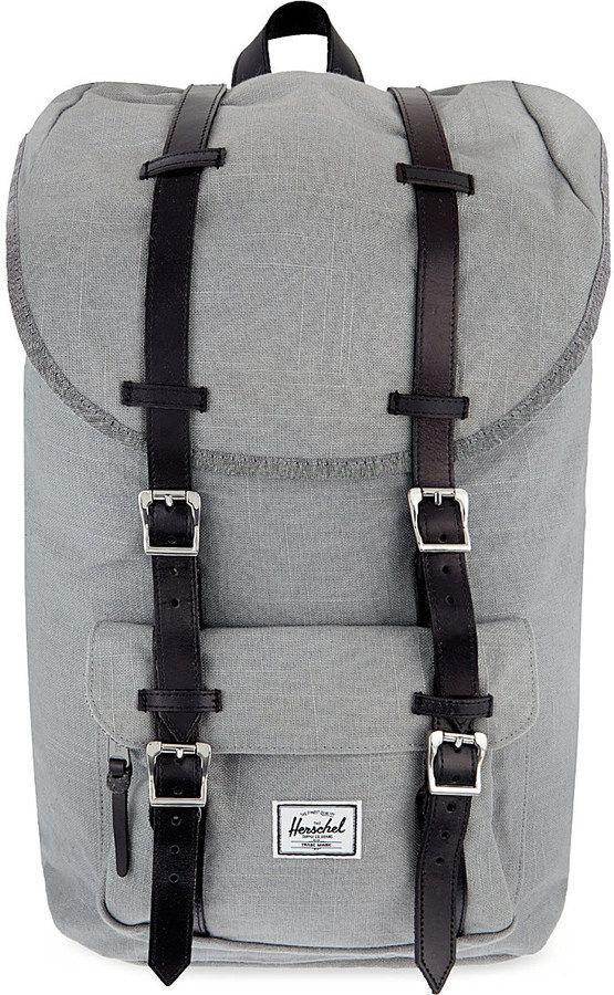 b24a64ef3027 Herschel Supply Co Little America Hemp Backpack - for Men ...