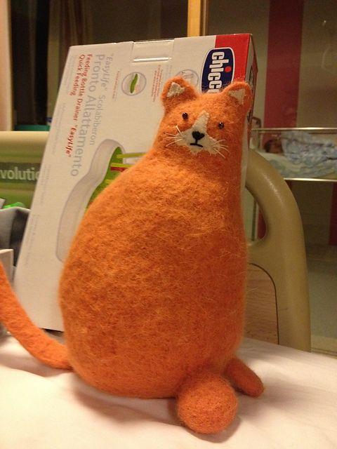 Ravelry: ladylaine's kitty cat