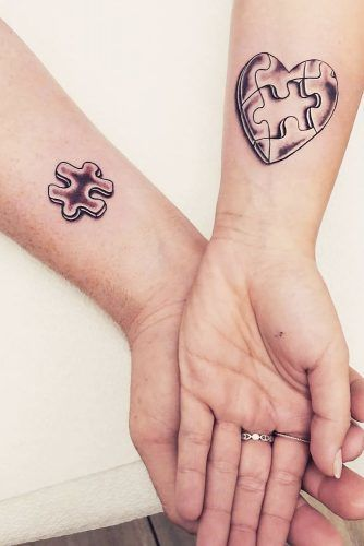 Photo of 39+ Bonding Couple Tattoos-Show Your Passion And Eternal Devotion