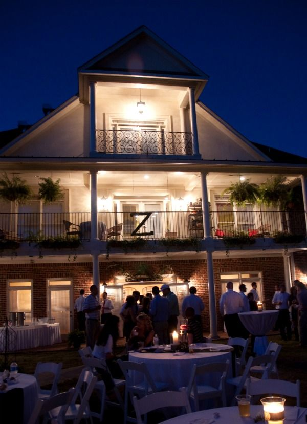 Rose Hall Event Center Is A Popular All Inclusive Vintage Outdoor