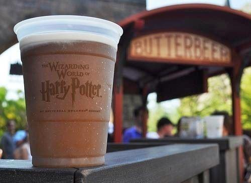 Temporada Pink: Receita:Cerveja Amanteigada Harry Potter! www.temporadapink.blogspot.com