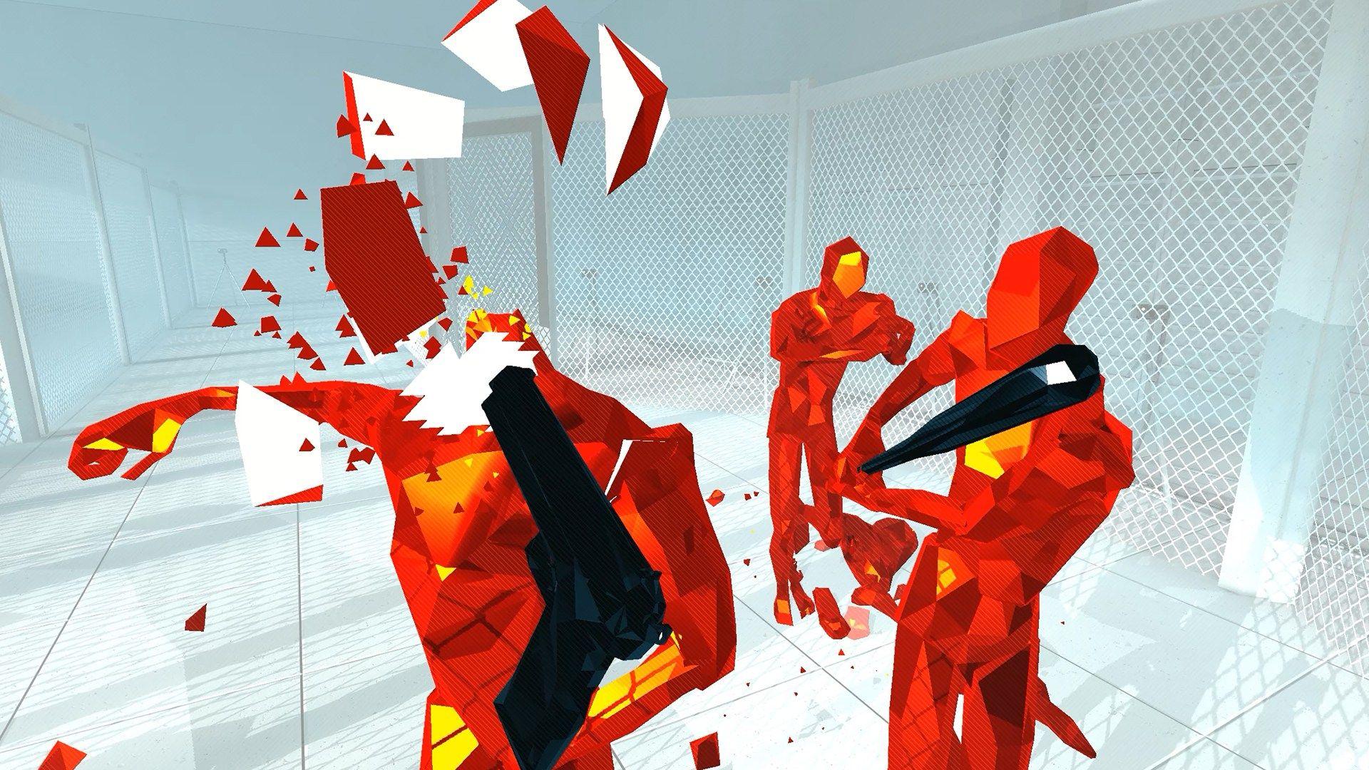 Image result for superhot game Superhot, Best virtual