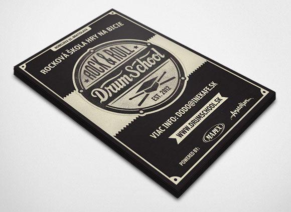 30 Vintage Business Card Designs Vintage Business Card Design Vintage Business Cards Retro Business Card Design