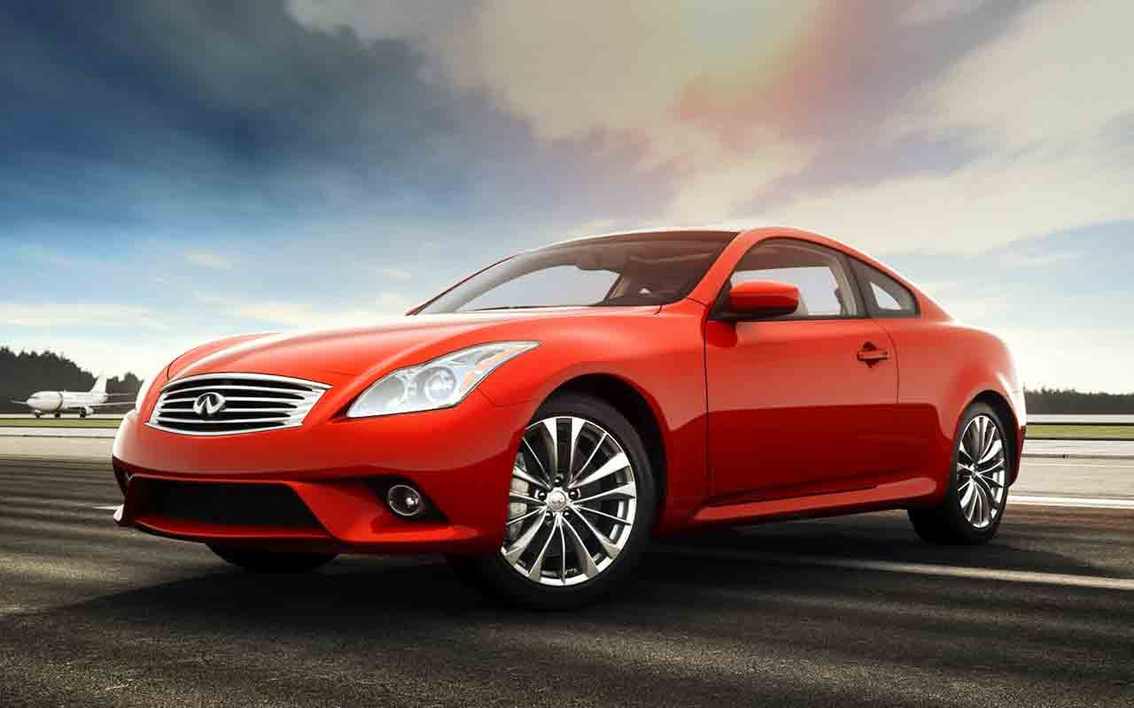 Infiniti G Coupe pictures information specs