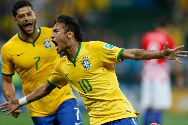 Neymar quer jogar a final da Copa do Mundo se o Brasil passar da Alemanha   Umbuzeiro Online
