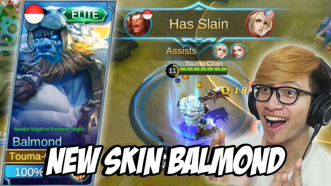 NEW SKIN BALMOND DARI KUTUB UTARA ! - MOBILE LEGENDS INDONESIA #19