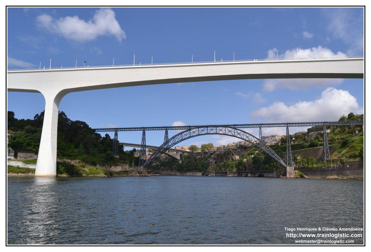 Pontes do Porto Ponte S. João