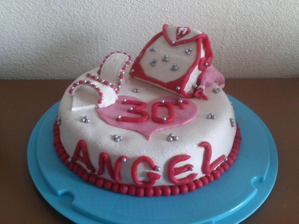 dames taart