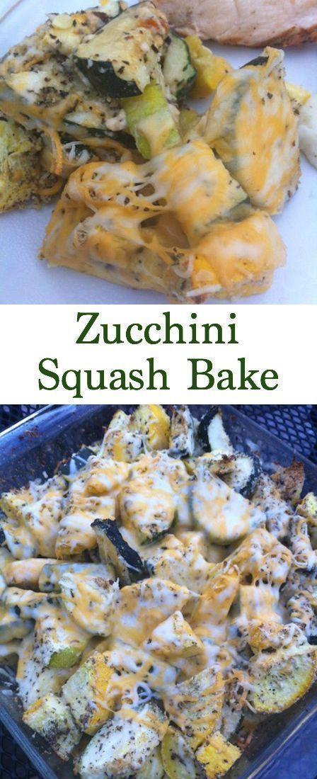 Zucchini Squash Bake images