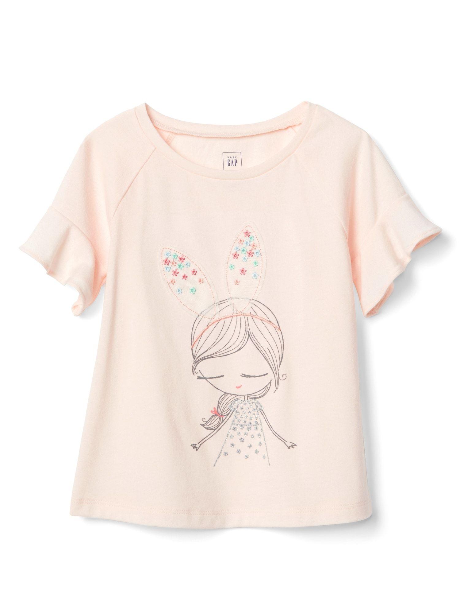 87e03a81b Graphic Flutter T-Shirt