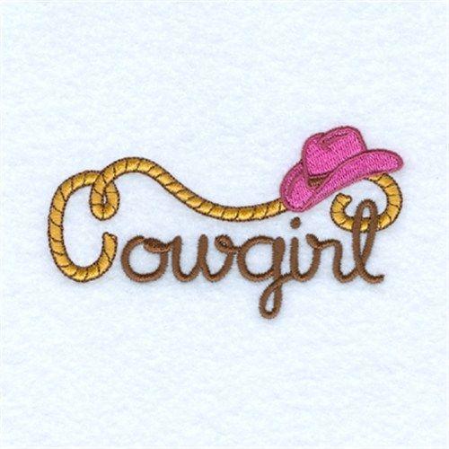 Felties Country Western Cowboy Tin Set ITH Digital Embroidery Design