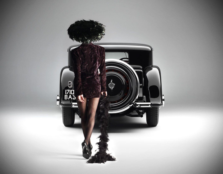 Bucciali rear view  by James Shaefner