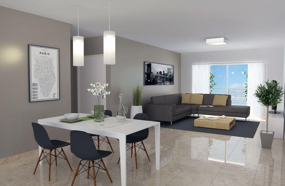 Nuevos departamentos 3 ambientes en elegante edificio de for Curso de decoracion de interiores zona norte