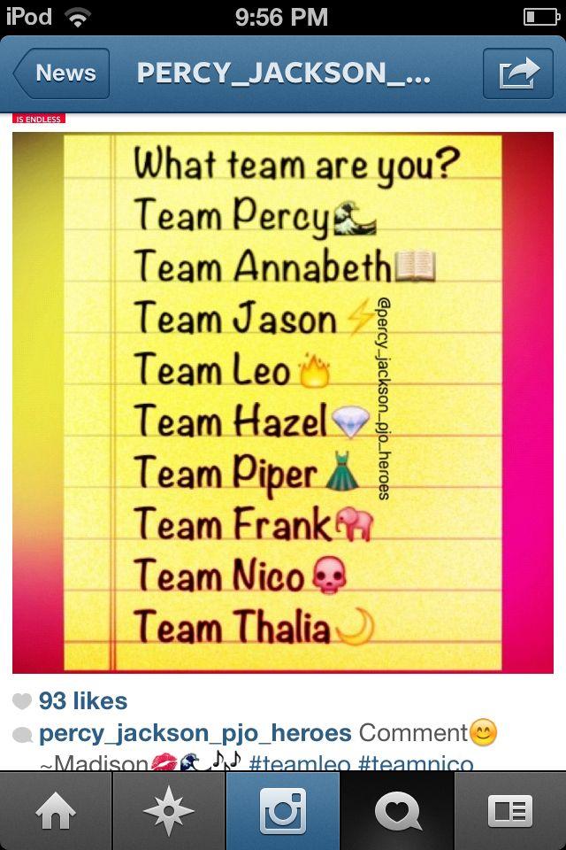 1.  Leo 2. Percy 3. Nico 4. Annabeth 5. Hazel 6. Thalia 7. Piper 8. Reyna 9. Jason 10. Frank 11. Rachel 12. OCTAVIAN!!!!  I really don't like him, but the story needs someone like him.