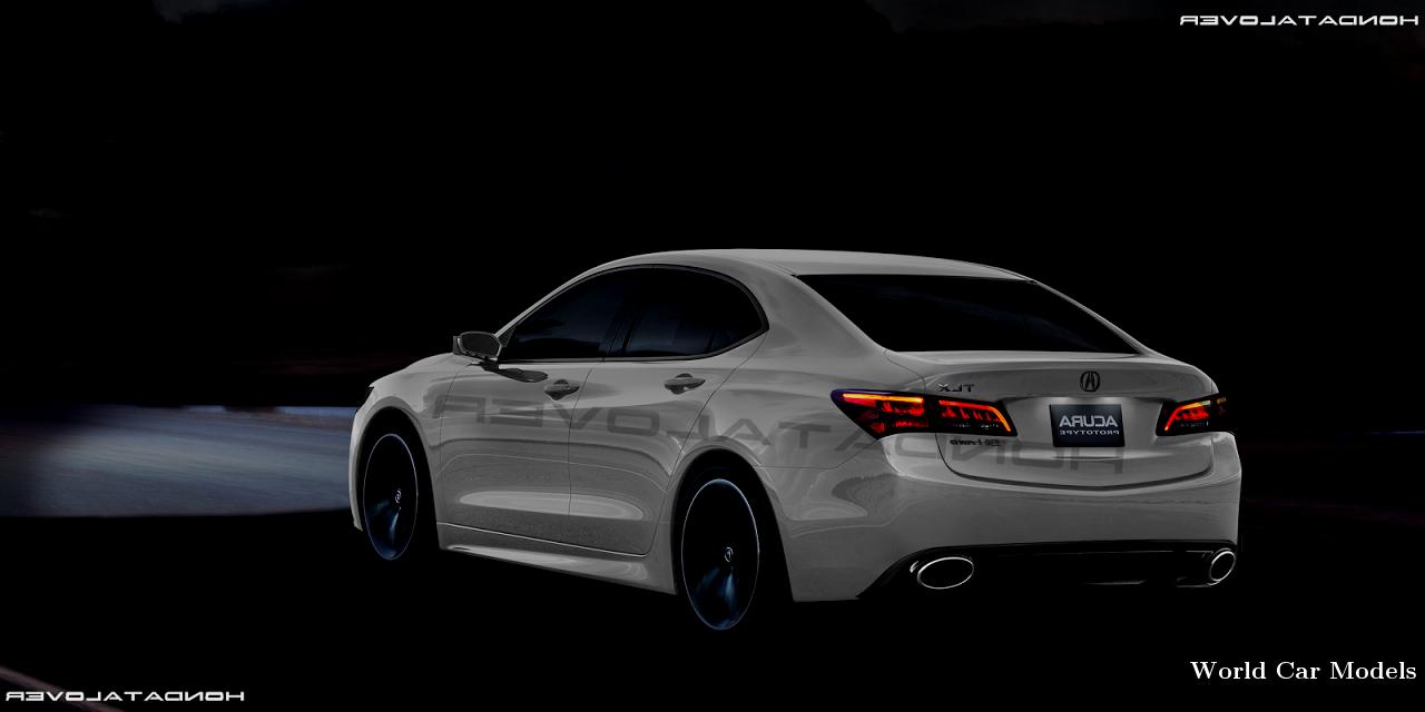 Acura tlx 2015 world car models