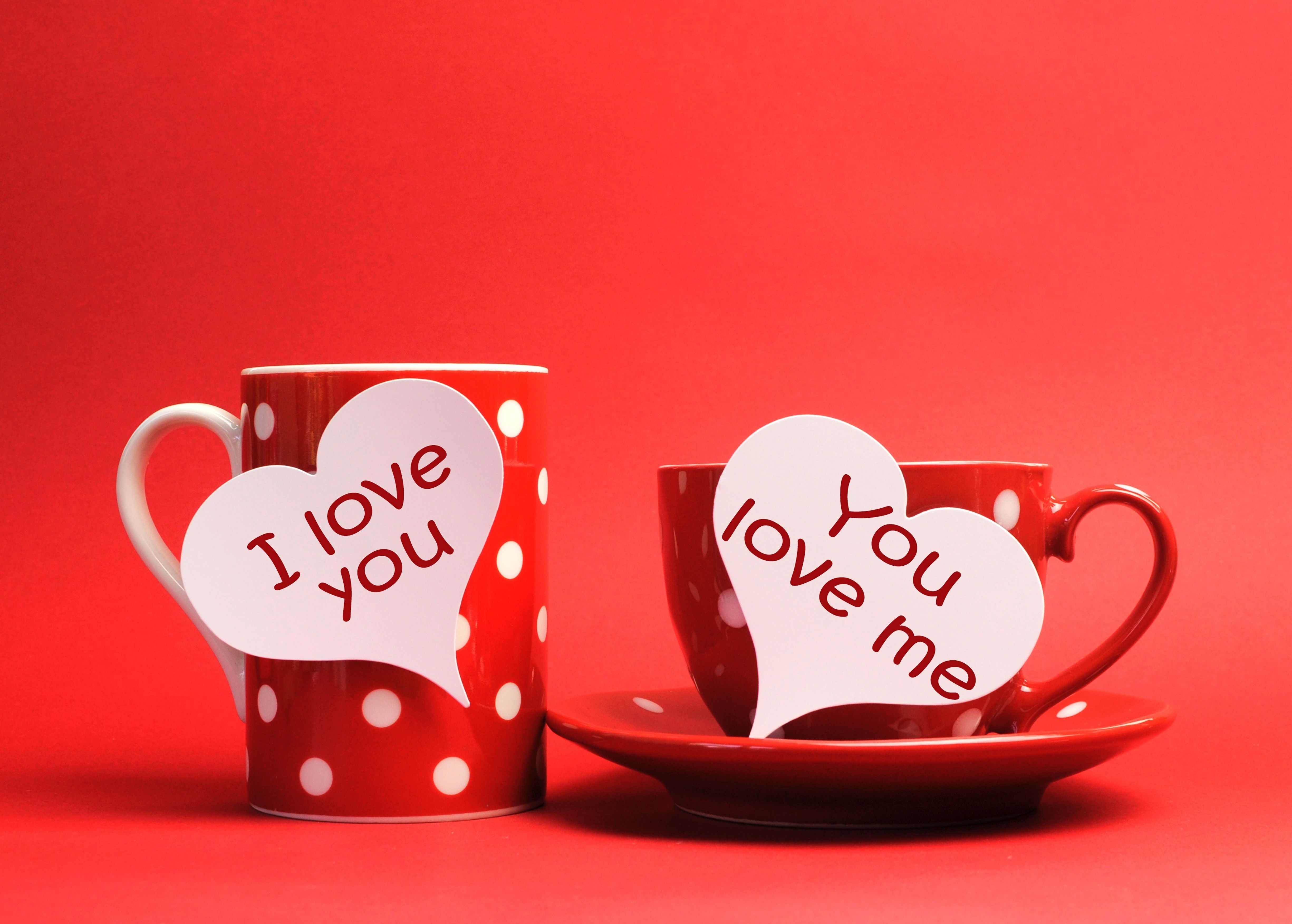 Free Wallpaper Of I Love You With Heart Download Free Wallpaper