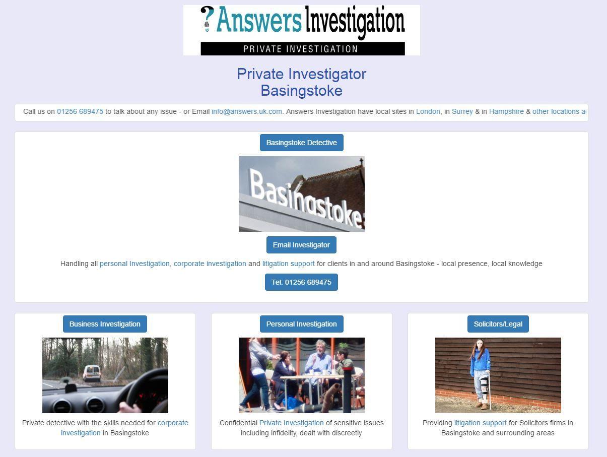 Basingstoke Private