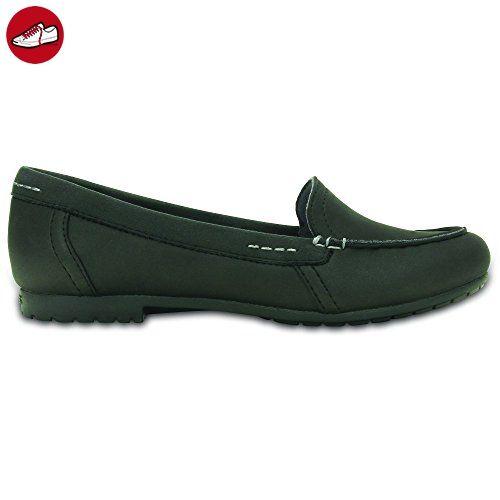 c1fd57834b1d5c Crocs Marin Colorlite Loafer black black Schwarz W11 - Crocs schuhe  ( Partner-