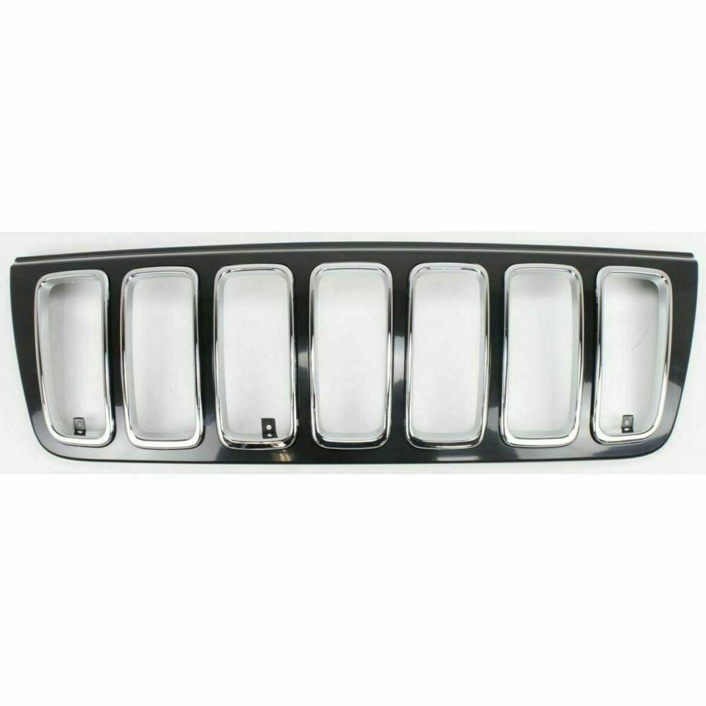New Grille Front For Jeep Grand Cherokee 2001 2003 Ch1200265 5gl79dx8aa 4 Door Keystoneautomotiveopera 2003 Jeep Grand Cherokee Jeep Grand Jeep Grand Cherokee