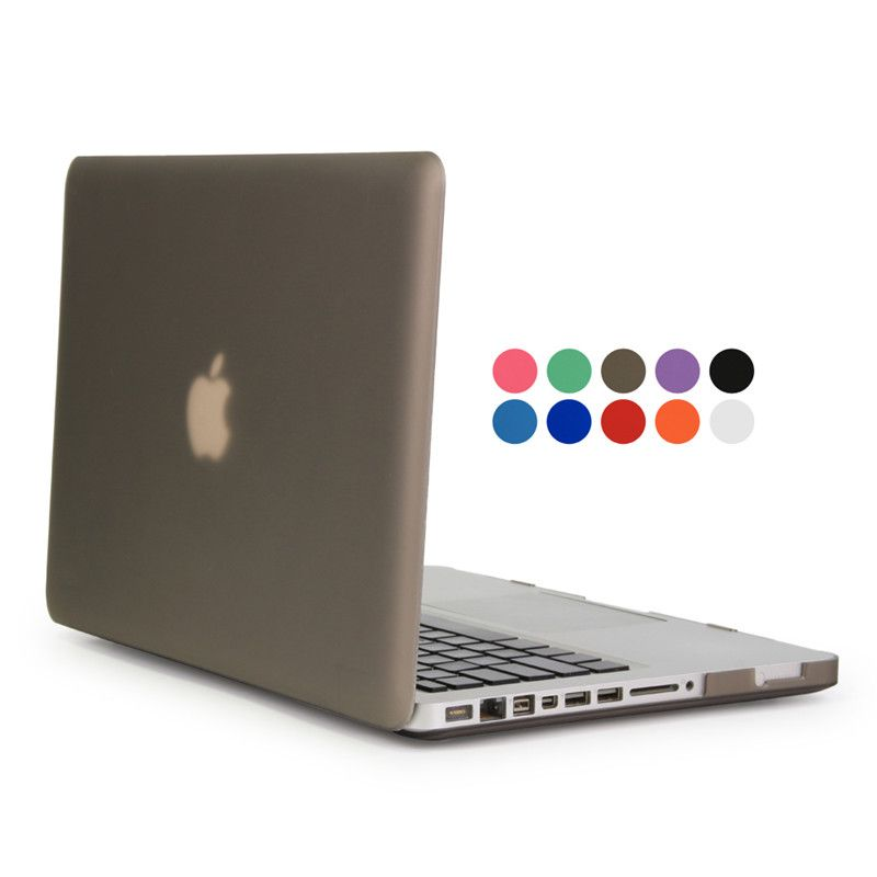 for mac book pro 13 frosted cover with free us keyboard protector