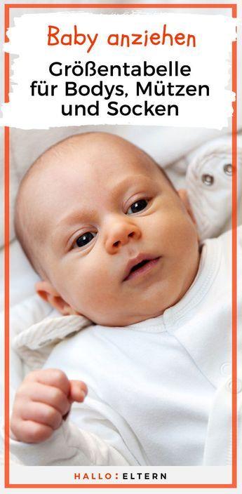 Welche Kleidergröße Für Neugeborene